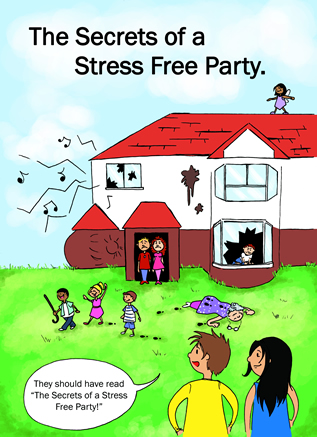 free birthday party book