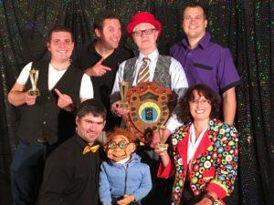 The show team