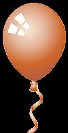 Gold Balloon