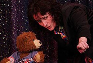 Archie the bear cabaret