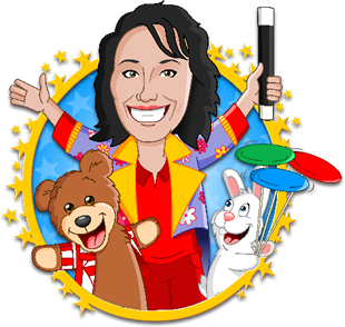 Childrens Entertainer Pinner