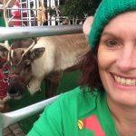 Elf and Reindeer